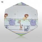 Spannbettlaken für 6-eck Laufgitter, Viele Design zur Auswahl, Neu Baumwolle